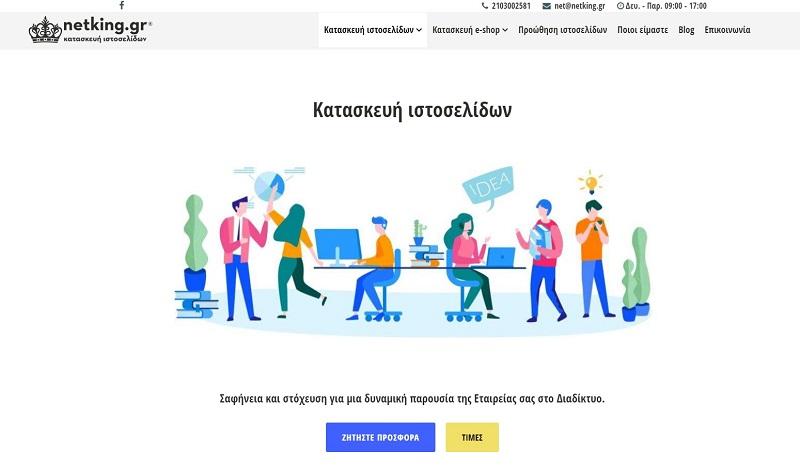 netking homepage